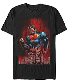 DC Men's Superman Return of Krypton Short Sleeve T-Shirt