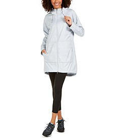 Women's Sweet Maple Hooded Jacket