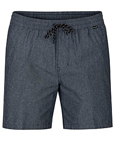 "Men's Chambray Volley 18"" Shorts"