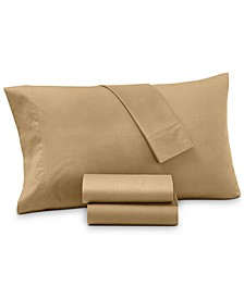 Sleep Soft Viscose from Bamboo Blend 4-Pc. King Sheet Set, 300-Thread Count, Created for Macy's