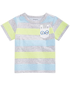 Toddler Boys Bunny Pocket T-Shirt, Created for Macy's