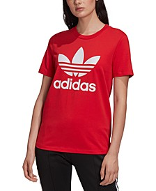 Women's adicolor Cotton Trefoil T-Shirt