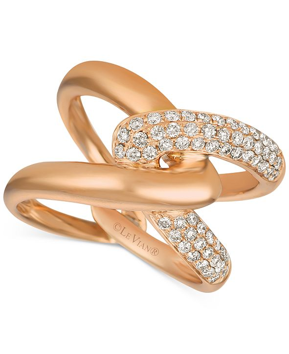 Le Vian ® Chocolate Diamond (3/4 Ct. T.w.) & Nude Diamond