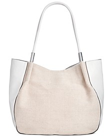 Bangle Linen Tote, Created For Macy's