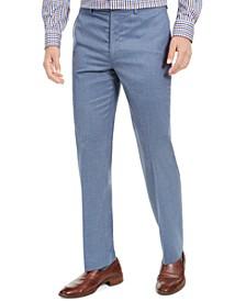 Men's Classic-Fit UltraFlex Stretch Micro-Twill Dress Pants