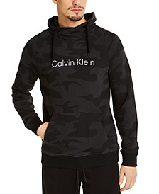 Men's CK Move 365 Camo Patterned Hoodie