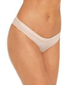 CK One Micro Singles Brazilian Bikini Underwear QD3797