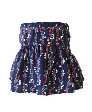 Kinderkind Big Girls Floral Skirt