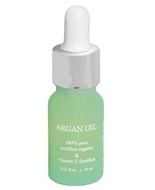 Certified Organic Argan Oil Unscented, 0.33 Ounce