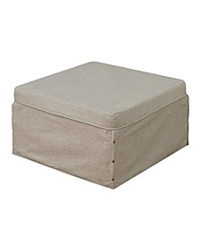 Designs4Comfort Folding Bed Ottoman