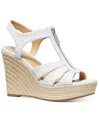 Berkley Espadrille Wedge Sandals