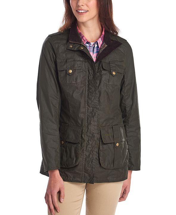 Barbour Flowerdale Wax Jacket