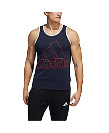 Men's Logo Graphic Tank Top