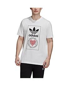 Cotton Logo-Graphic T-Shirt