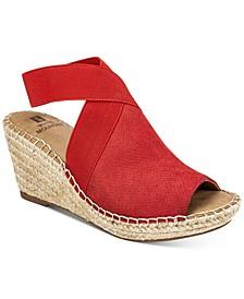 Gabbie Wedge Sandals