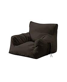 Comfy Nylon Foam Lounge Chair