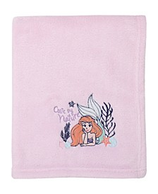 The Little Mermaid Fleece Blanket