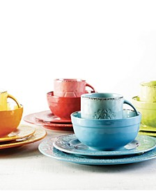 Color of Italy - 16pc Dinnerware Set