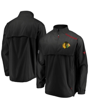 Men's Chicago Blackhawks Authentic Pro Rinkside Jacket