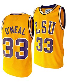 Men's Shaquille O'Neal LSU Tigers Throwback Jersey