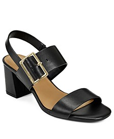 Essex Block Heel Dress Sandals