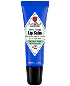 Intense Therapy Lip Balm SPF 25, Natural Mint & Shea Butter, 0.25 oz