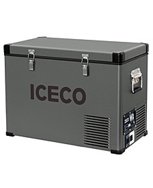 Portable Refrigerator Freezer, 45 Liters/48 Quart