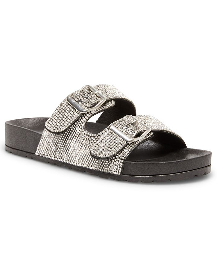 Madden Girl - Teddy Footbed Sandals