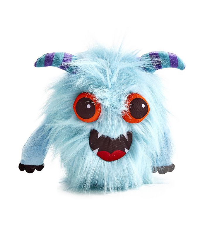 Two's Company - Walking Plush Monster with Speak - Repeat Functions requires 3 AAA batteries, not included - Polyester/Plastic