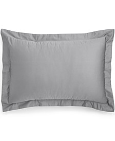 Cotton 550-Thread Count Standard Sham, Created for Macy's