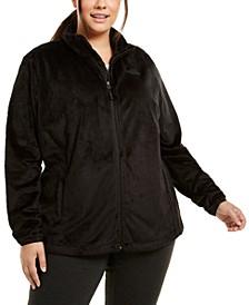 Womens Plus Size Osito Jacket