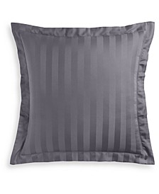 "1.5"" Stripe Supima Cotton 550-Thread Count European Sham, Created for Macy's"