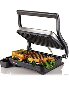 Electric Panini Press Grill