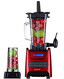 Robust Professional Blender with BPA Free 50Oz Blender Jar, Travel Mug and Tamper