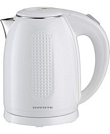 Cordless Electric Kettle, Double-Walled
