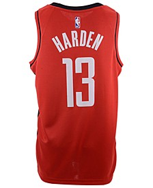 Men's James Harden Houston Rockets Icon Swingman Jersey