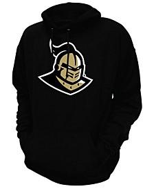 Men's University of Central Florida Knights Screenprint Big Logo Hooded Sweatshirt