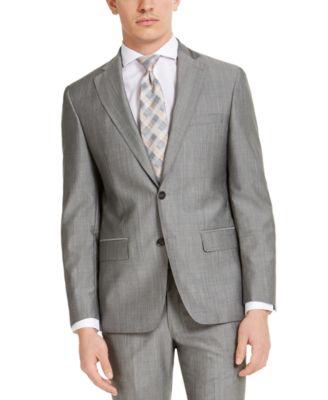 Men's Slim-Fit Stretch Suit Jackets