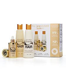 Grande Cosmetics 3-Pc. GrandeHAIR System Set