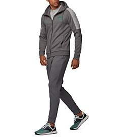 BOSS Men's Hadiko X Slim-Fit Jogging Trousers