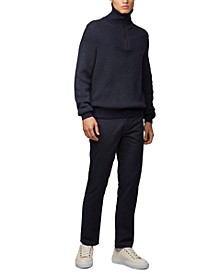 BOSS Men's Ayfair Knitted Sweater