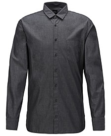 BOSS Men's Magneton_1 Slim-Fit Shirt
