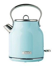 Heritage 1.7 Liter Stainless Steel Electric Kettle
