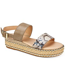 Berenice Espadrille Flatform Women's Sandal