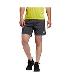 Men's Adidas Run It 3 Stripes Shorts