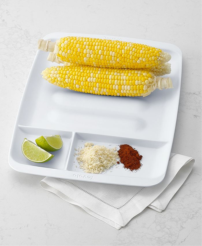 Martha Stewart Collection - Corn-On-The-Cob Tray