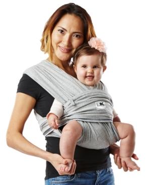 Baby K'tan Original Baby Wrap Carrier In Heather Gray