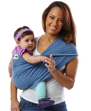 Baby K'tan Original Baby Wrap Carrier In Blue