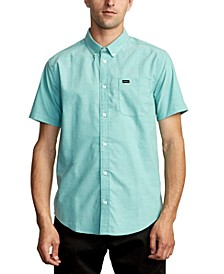 Men's Slim-Fit That'll Do Stretch Short Sleeve Shirt