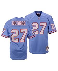 Men's Eddie George Houston Oilers Replica Throwback Jersey